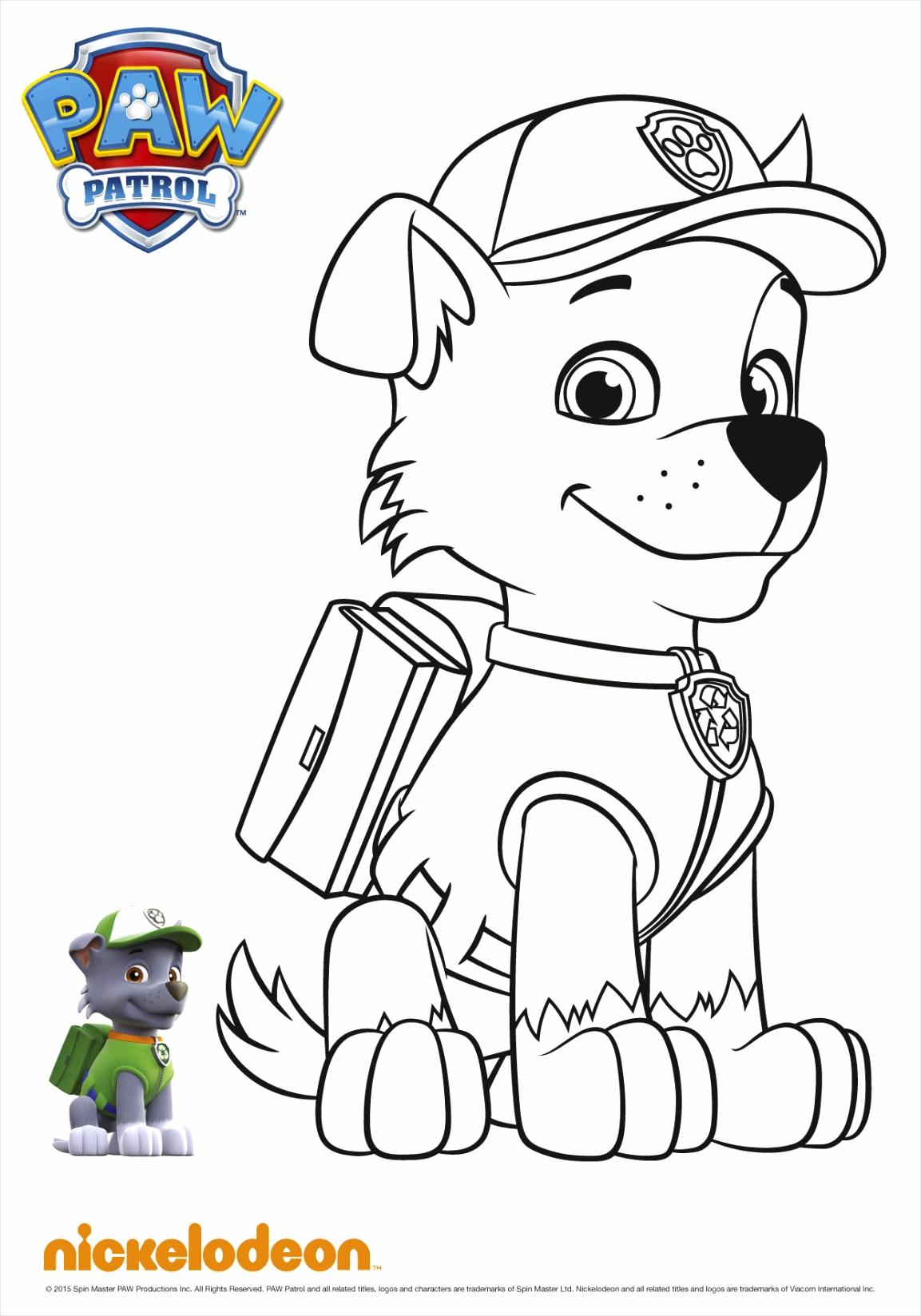 kleurplaten paw patrol coloringpages234