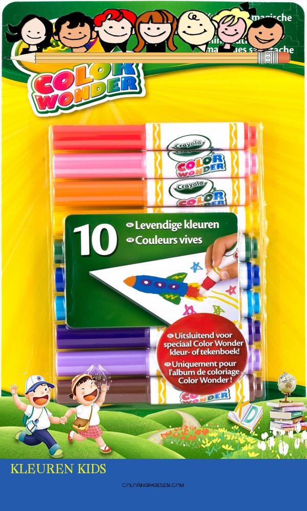 Pdfodw 88419 Z3c2itrzokebyixsy Kleuren Kids Crayola Color Wonder Markers Mess Free Coloring 10 Count 24061487