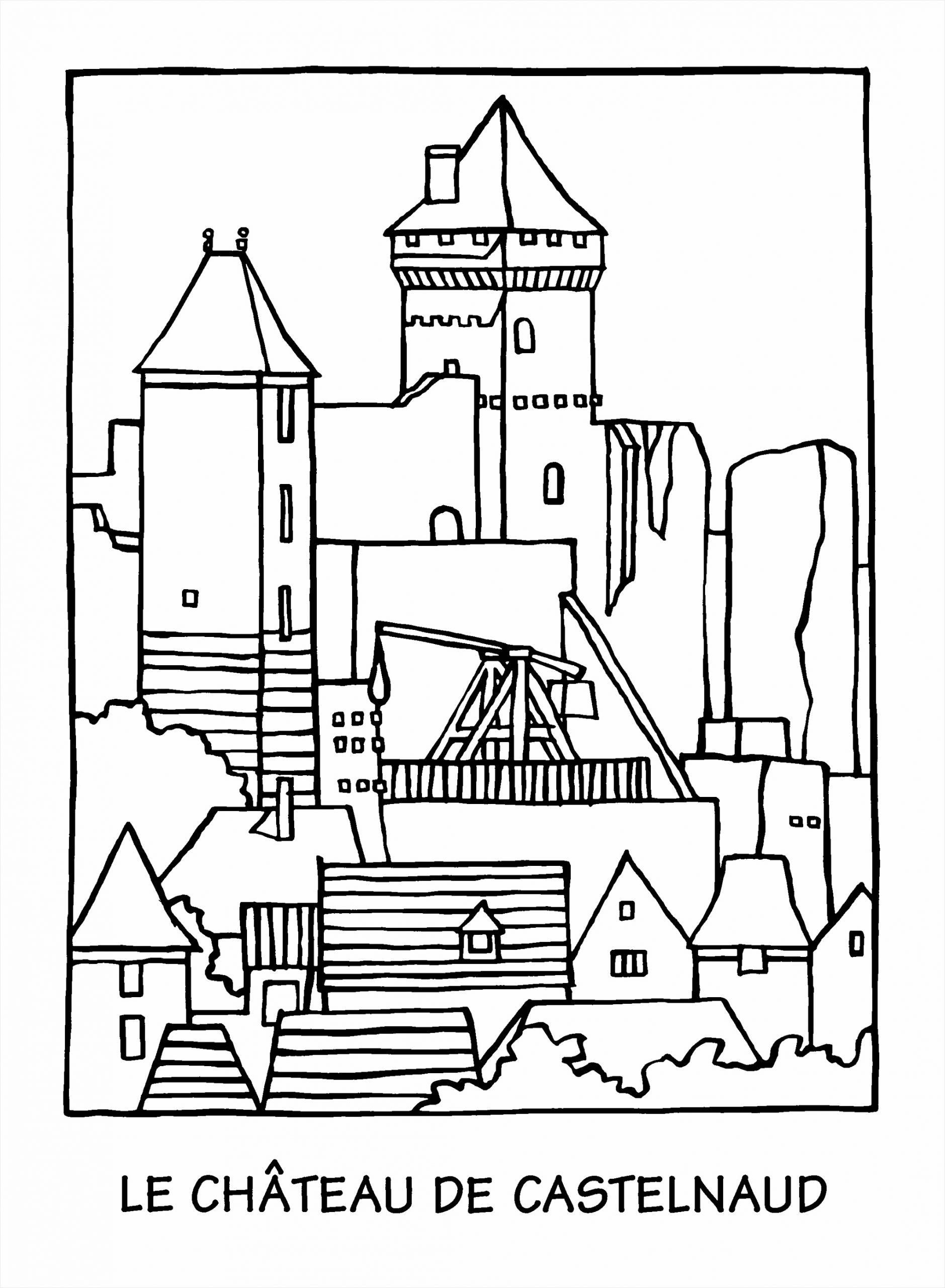 kleurplaat book=kasteel 01&image=kasteel 01 18 &oms=Le chateau de Castelnaud wyuyp