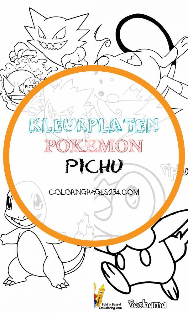 Tnhmvw 41580 Kde9ncehglknudtoc Kleurplaten Pokemon Pichu Pokemon Advanced Coloring Pages 25601961