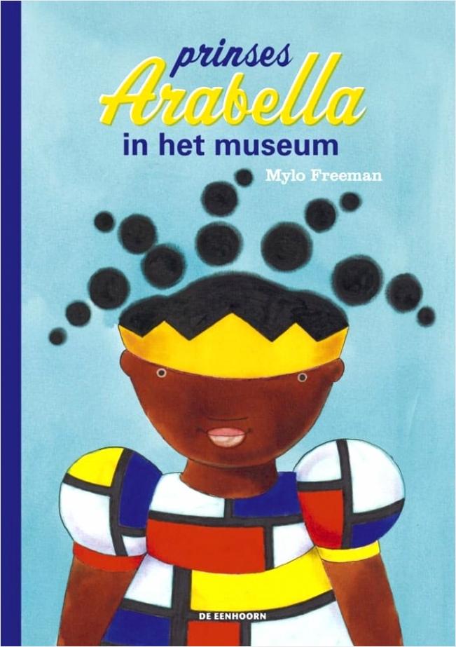 prinses arabella in het museum ertro