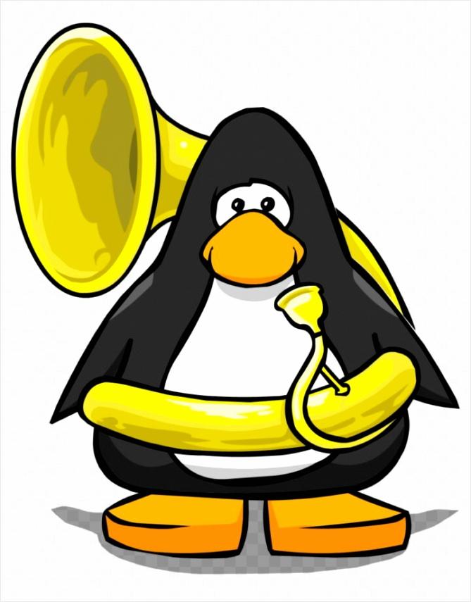 d6683de6 explore club penguin penguins and more penguin top hat rwtie