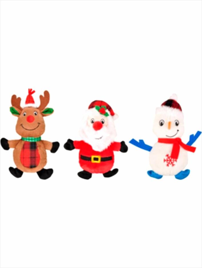 5684 kerst hs sneeuwmanren rkerstman 29cm ass disp uyatr