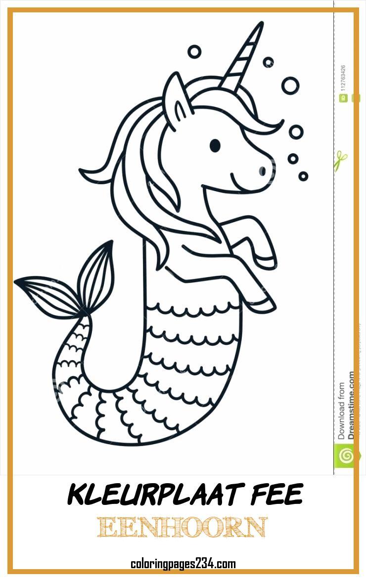 Wulsab 50857 Gcn5tloqsvyvwfoxe Kleurplaat Fee Eenhoorn 25 Great Of Barbie Mermaid Coloring Pages 962740