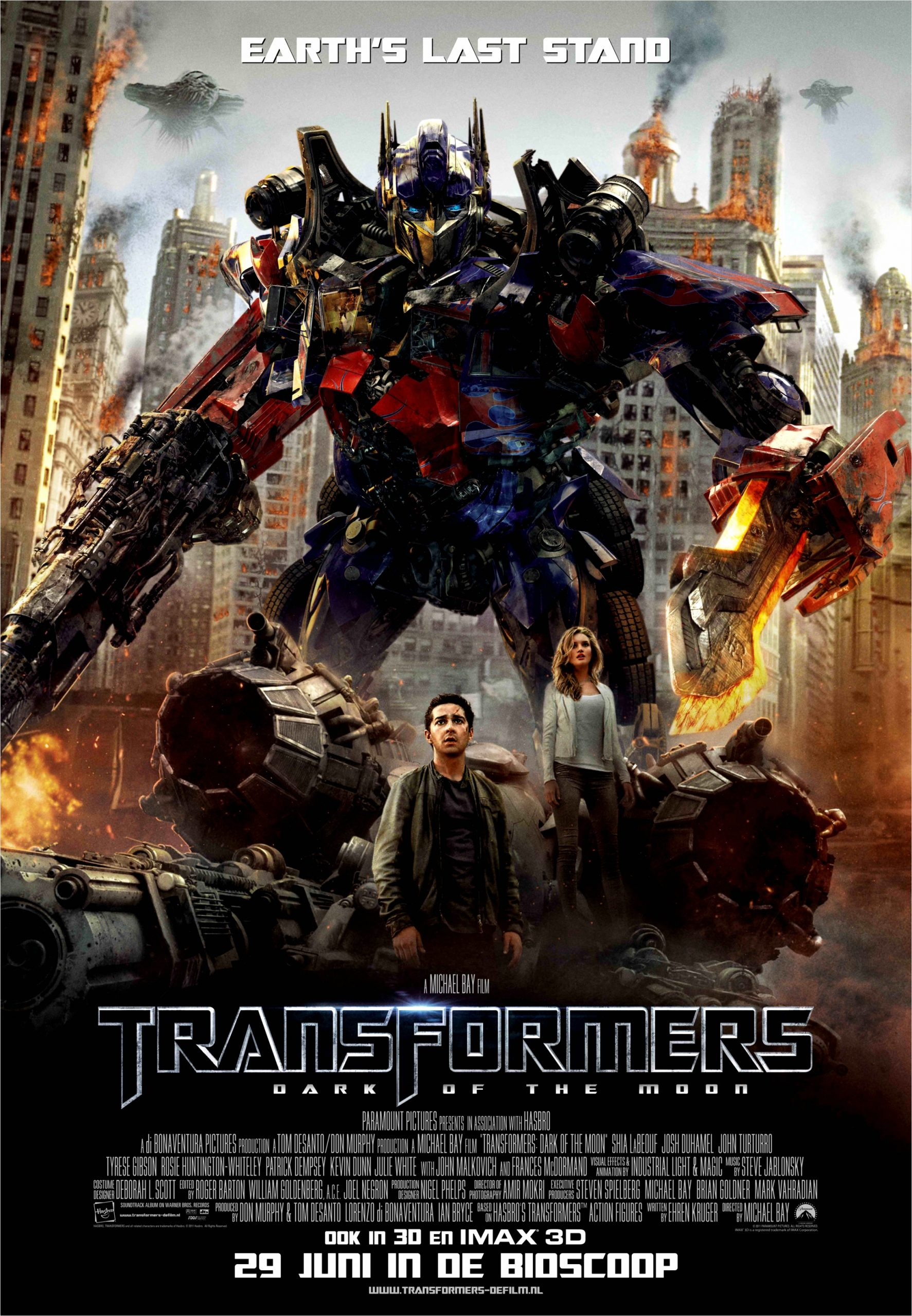 transformers dark of the moon 3d weeep
