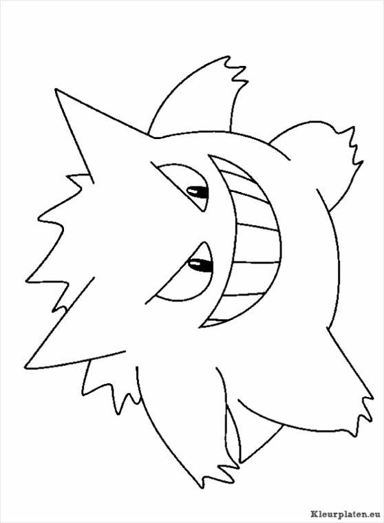 pokemon kleurplaat apier
