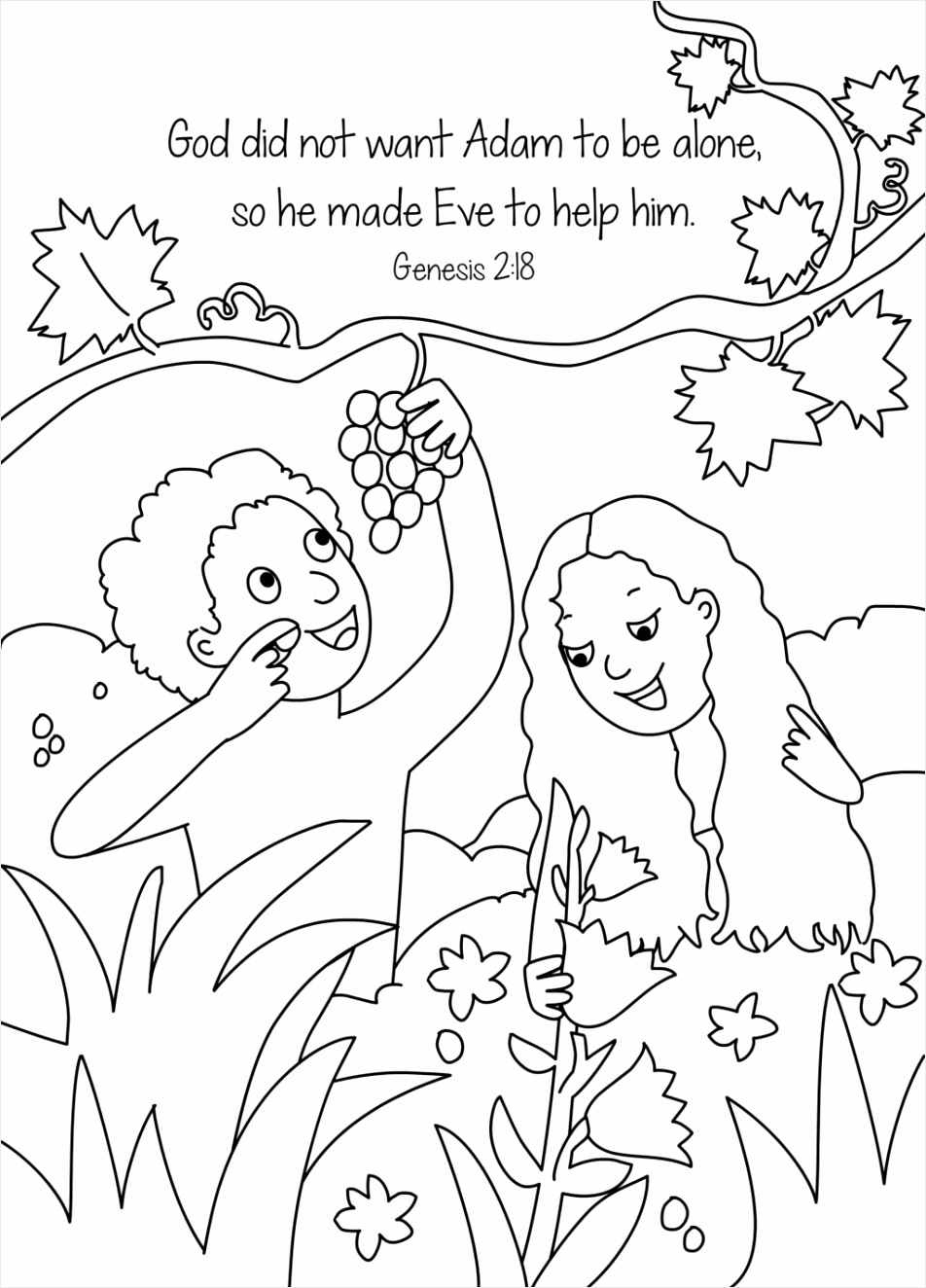 awesome bible lessonoloring pages for toddlers love one another 1024x1409 eaueu