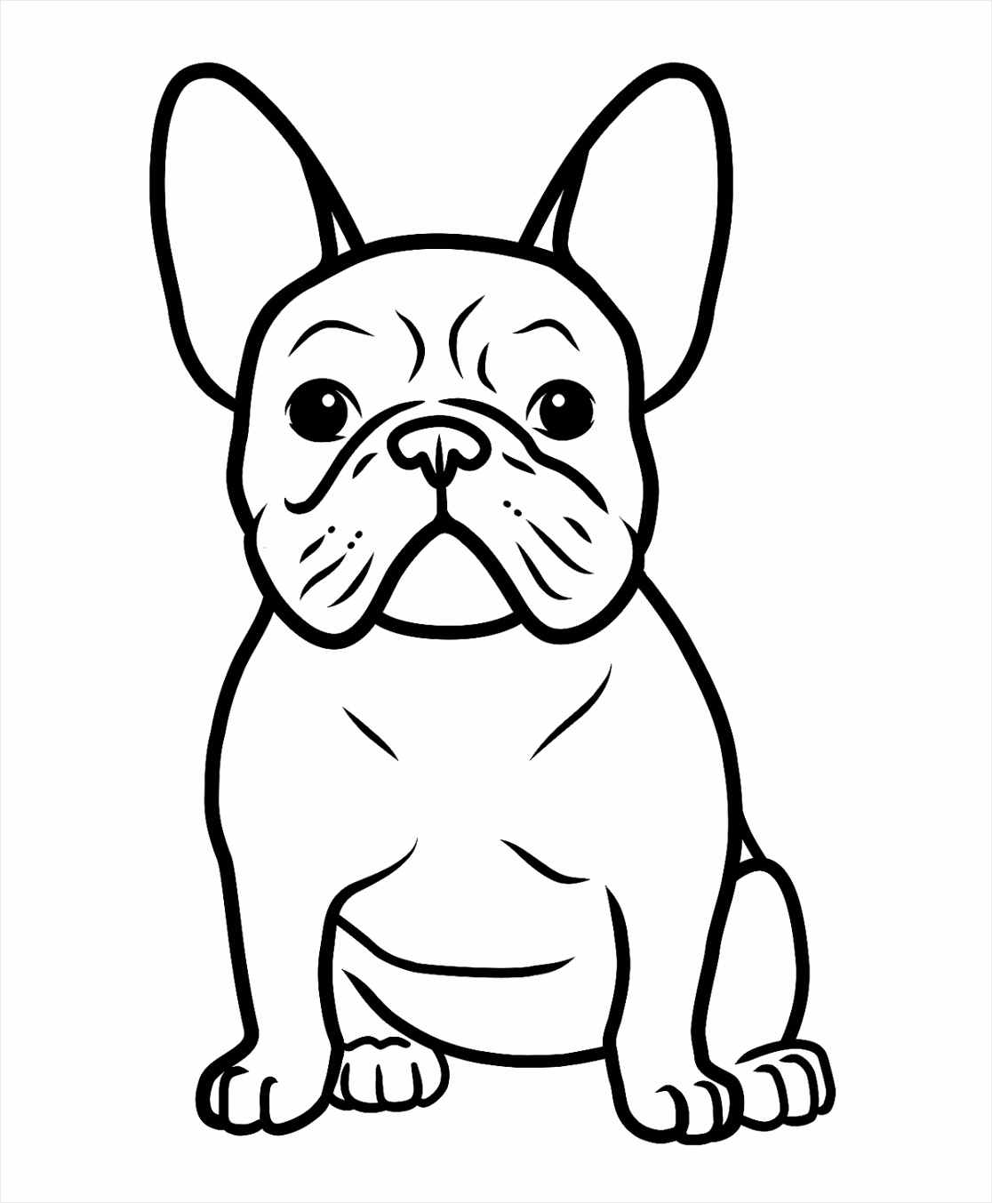 dog coloring pages printable of dogs for pictures picture ideas eoeyr