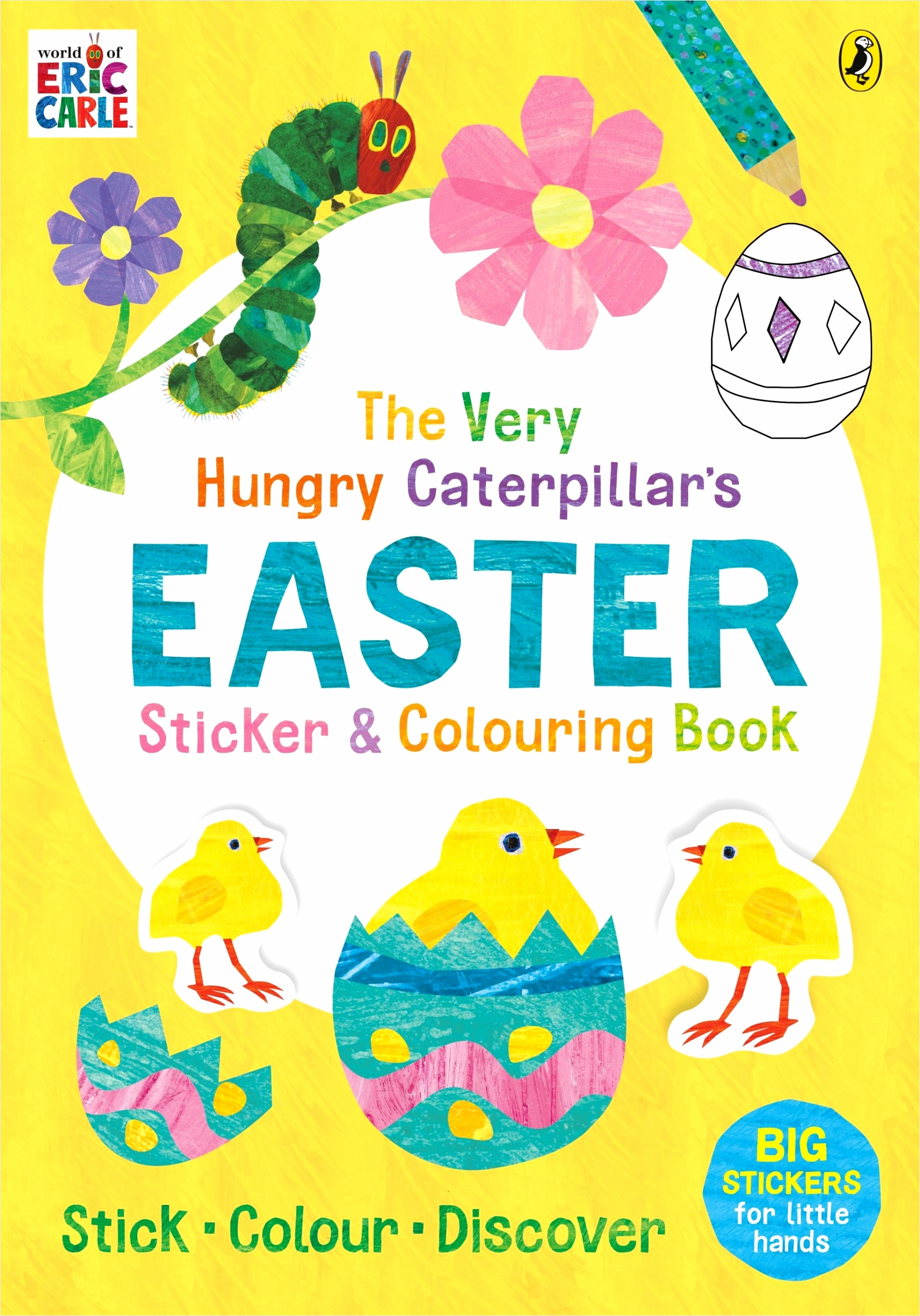 the very hungryterpillars easter sticker and colouring book byterpillar coloring pages for kids free printable scaled iaeaa