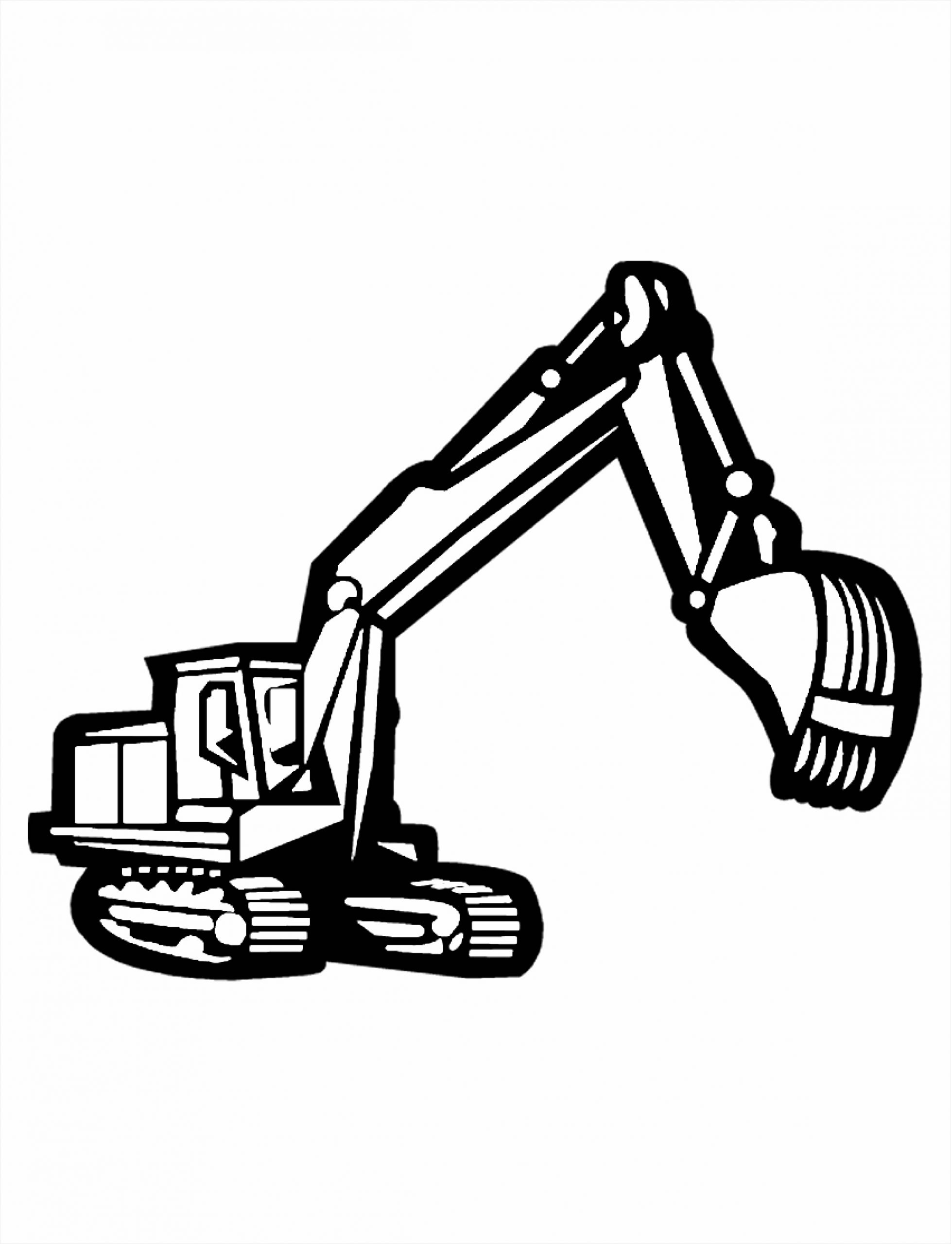 Construction trucks equipment coloring pages for kids printable activity sheet for free 34 oaoai