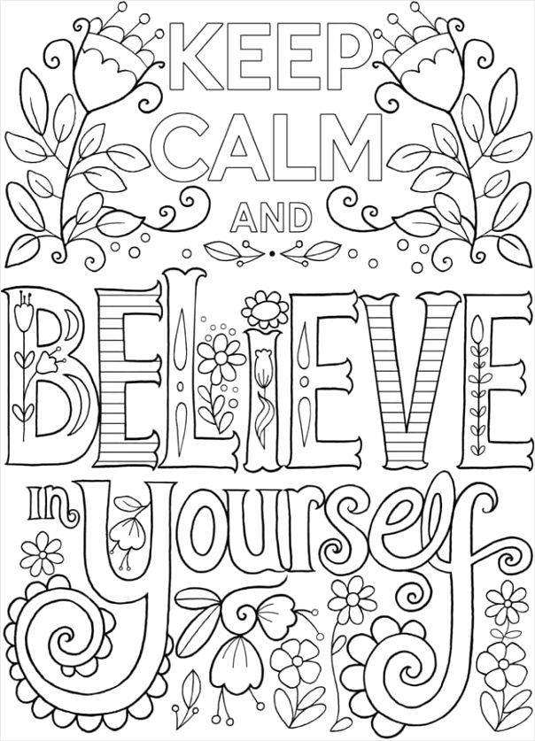 keep calm and believe in yourself uipap
