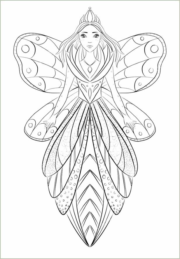 fairy kleurplaat kunstzinnige therapie kleurplaat pagina afbeelding van een bloem fairy kleurplaat uwiie