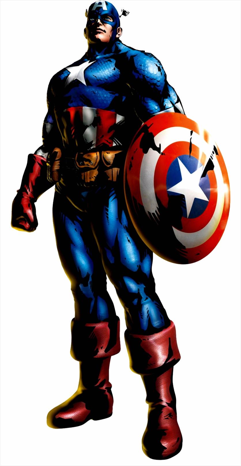 captain america transparent 8 waere