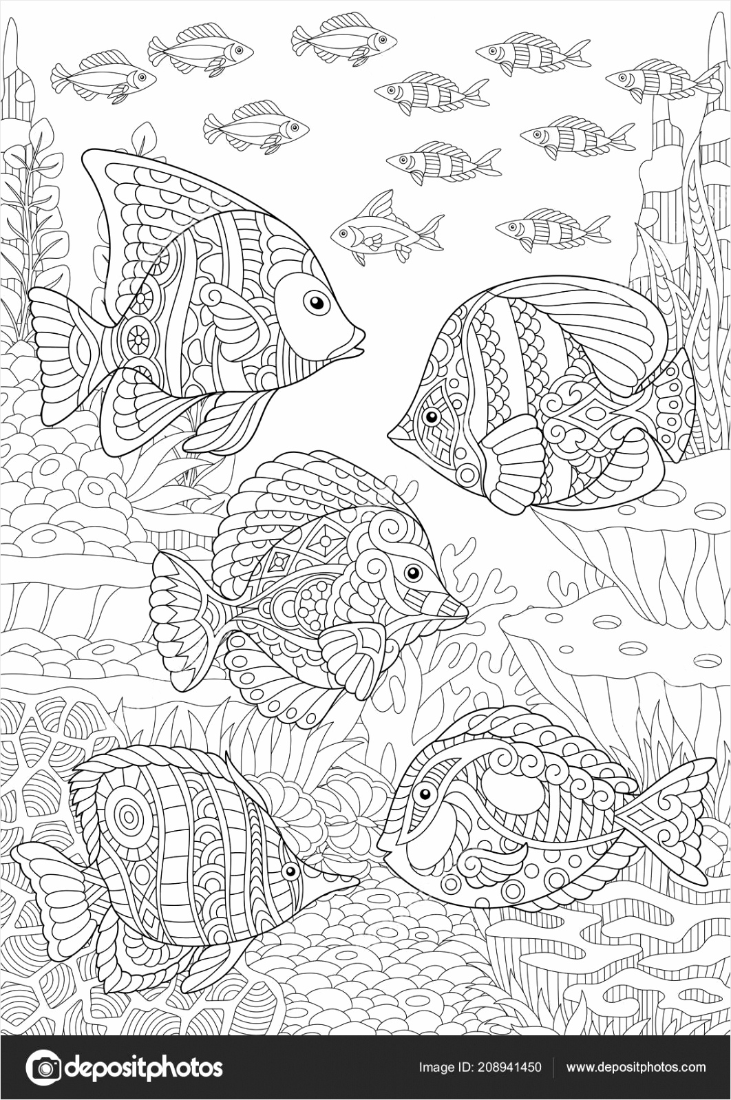 depositphotos stock illustration coloring page coloring book colouring wjuto