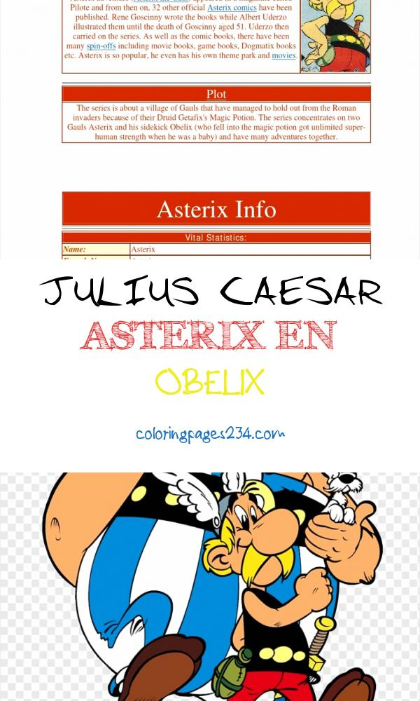 00 introduction and character information by Beena Janet issuu julius caesar asterix en obelix, source:issuu.com
