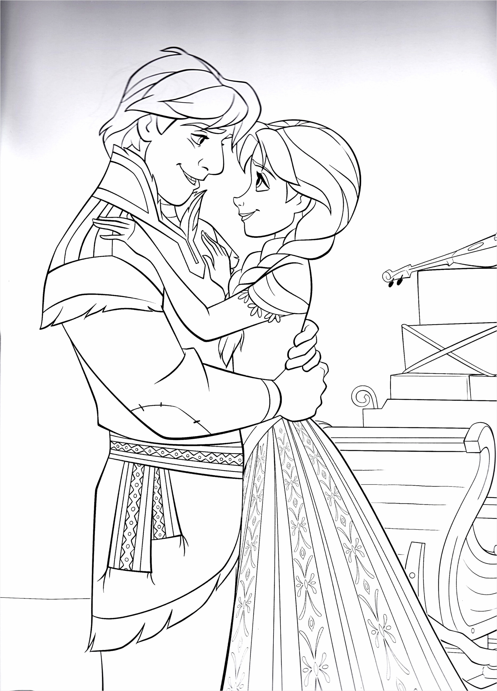 stunning elsa frozen coloring image inspirations pin on disney sheets anna and for pictures to colour colouring scaled ovfpr
