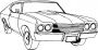 10 Free Printable Car Coloring Pages