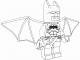 8 Lego Batman Coloring Book