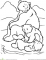 8 Polar Animal Coloring Pages