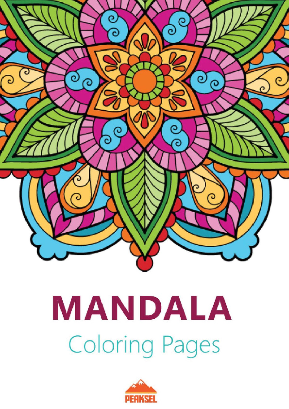 File:Mandala Coloring Pages for Adults - Printable ...