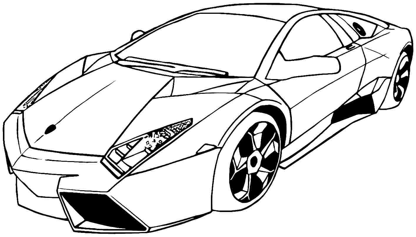Race Car Coloring Pages For Kids at GetDrawings  Free download