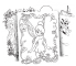 6 Fun Coloring Pages To Print