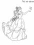28+ Beauty And The Beast Coloring Pages