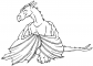 5+ Printable Dragon Coloring Pages